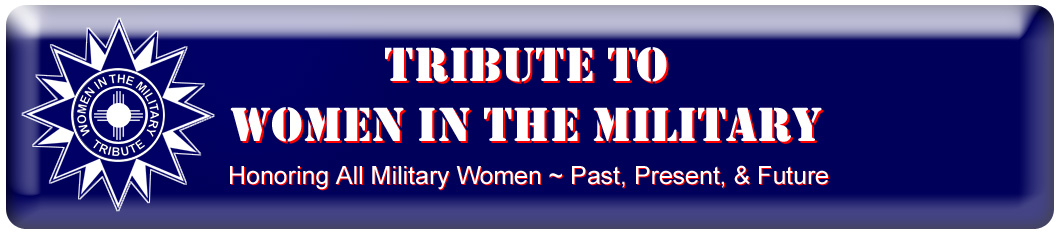 Tribute to Women in the Military